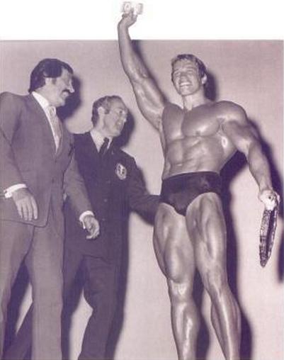 Pimping Iron - Arnold Schwarzenegger