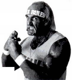 Pimping Iron - Hulk Hogan