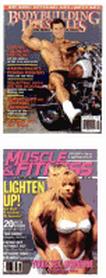 Pimping Iron - magazines