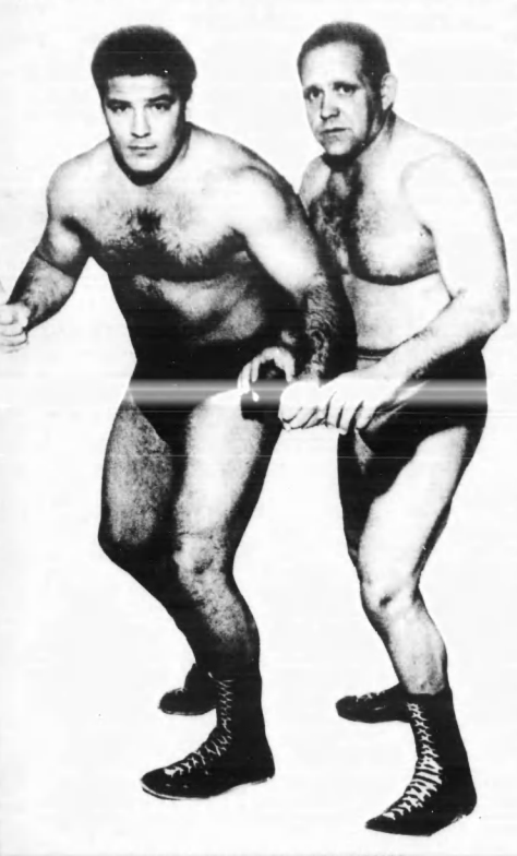 Paul Jones and Nelson Royal 8-11-1971