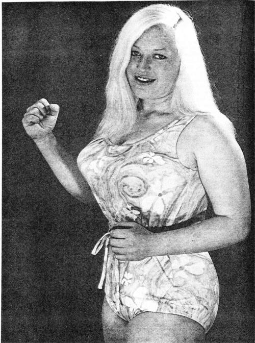 Sabrina - Nov 1972